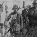 Bernat Blando Servicio Militar