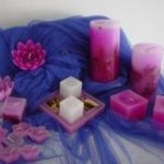 Como fazer velas artesanais decorativas e perfumadas