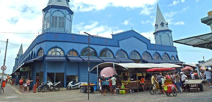 Mercado do Ver-o-Peso - Pará