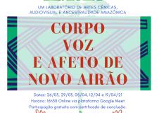 O laboratório de Artes Cênicas, Audiovisual e Ancestralidade
