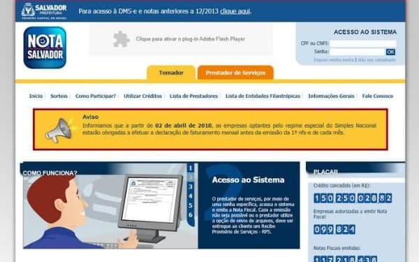 Read more about the article Nota Salvador: como se cadastrar e utilizar os créditos