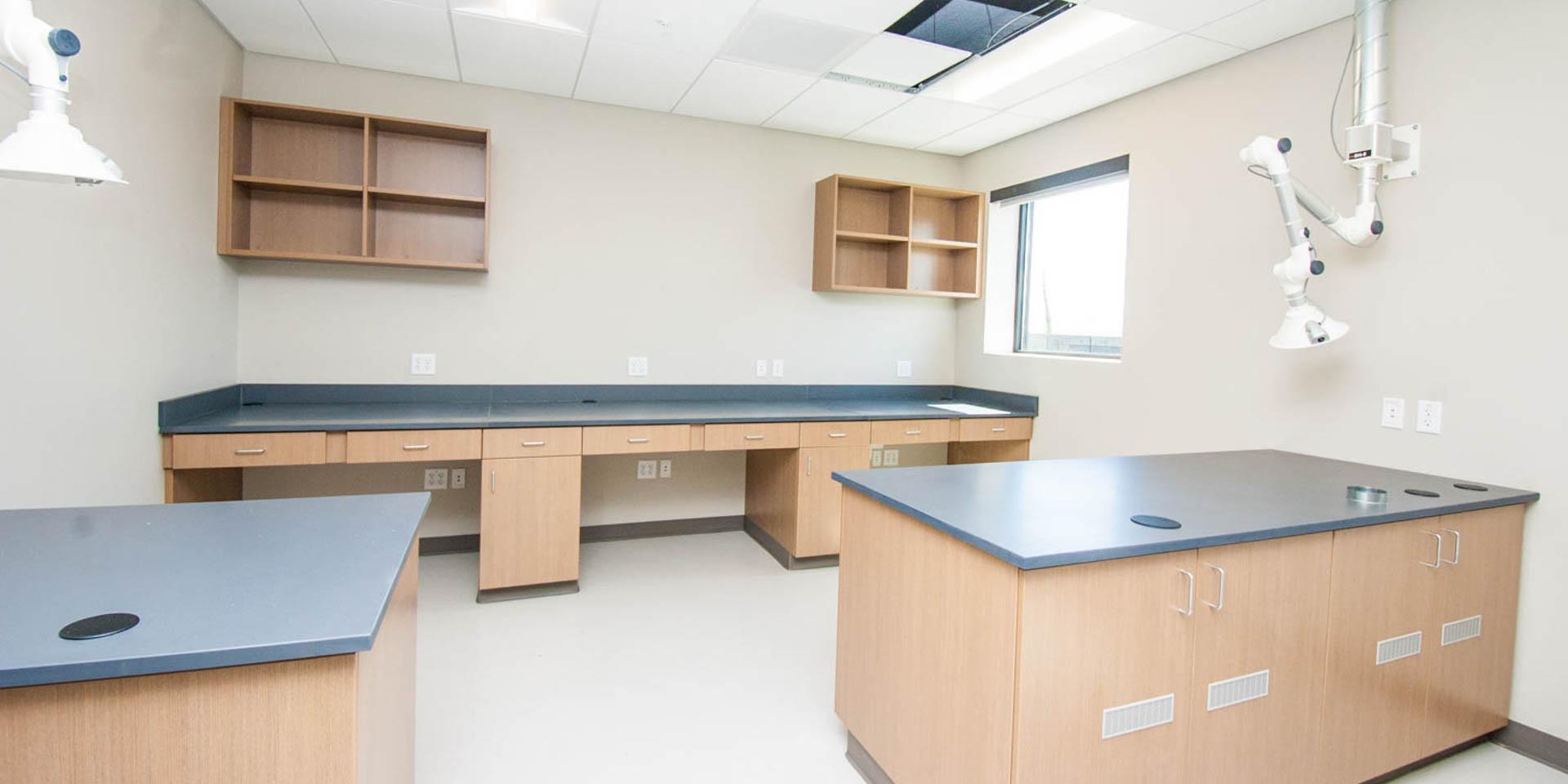 49 Lab area