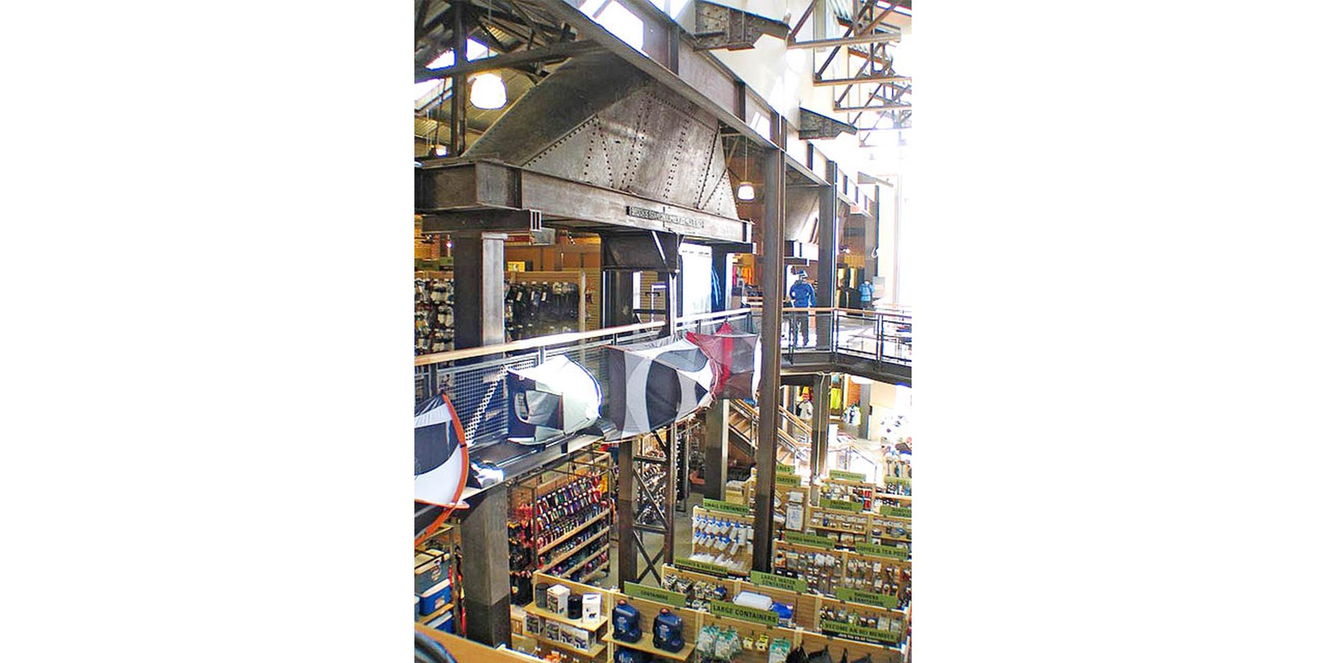 REI Interior