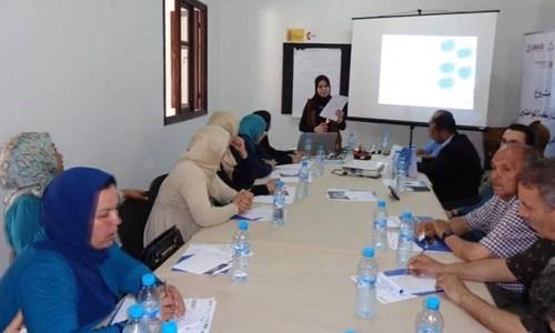 Participación ciudadana para promover el acceso al agua en los barrios más desfavorecidos de Asilah