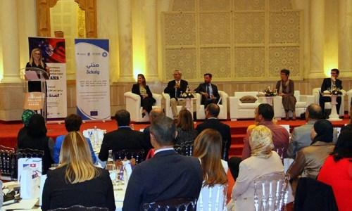 Mejorando la calidad de la atención primaria en Túnez