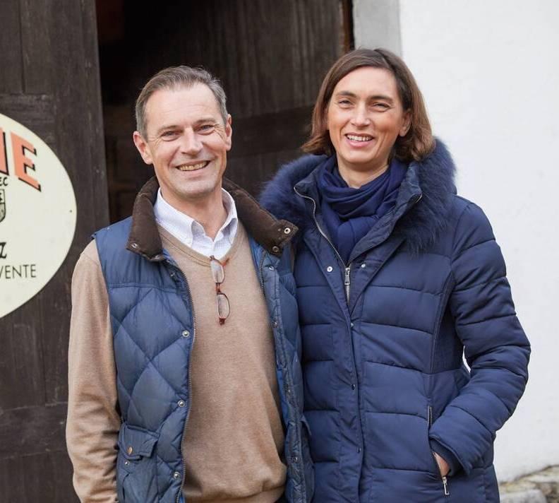 Manoir du Kinkiz Hervé et Maugane Seznec
