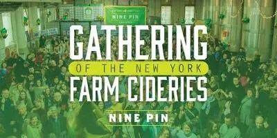 nine pin - gathering of the farm cideries