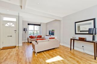 Clapham open plan