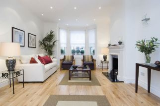Elegant Drawing room in Wandsworth