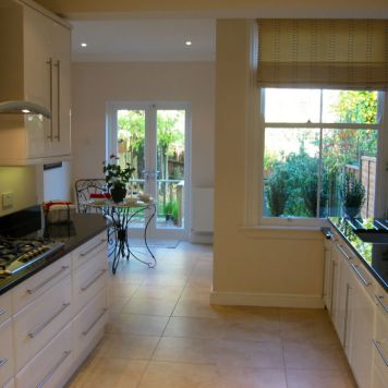 Kitchen extension in Wimbledon