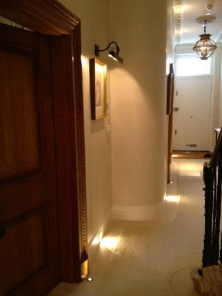 Knightsbridge Hallway after refurbishment