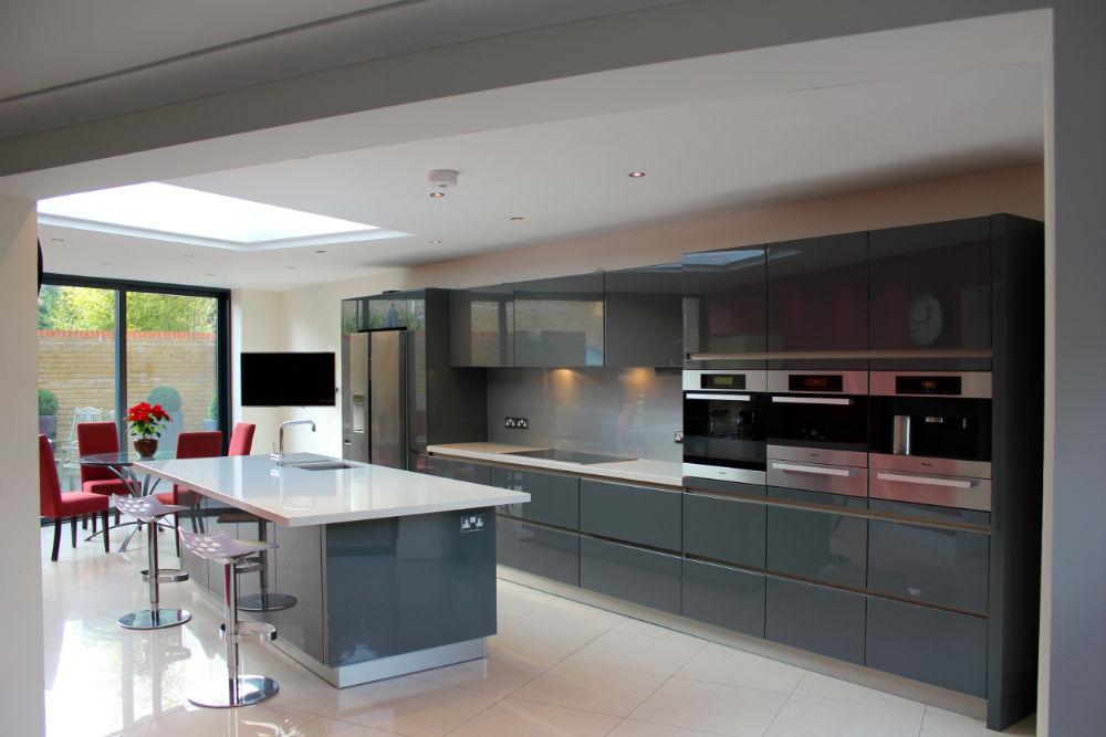 Chelsea Interior Developments 187 Stunning Kitchen Extension