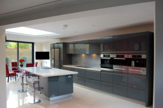 Stunning Kitchen Extension in Fulham Refurbishment