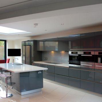 Stunning Kitchen Extension in Fulham Refurbishment