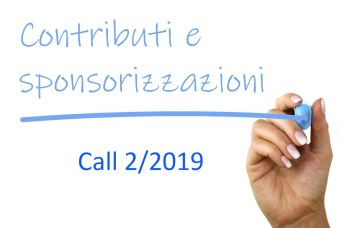 Immagine contributi e sponsorizzazioni