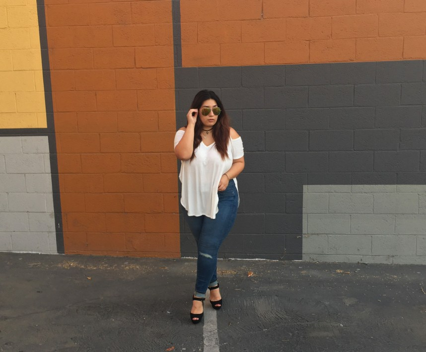 casual, jeans and a t-shirt, basics