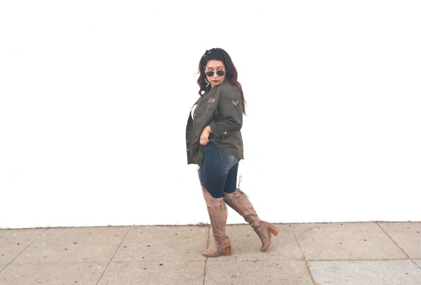 casual, jeans, over the boots, fall, torrid