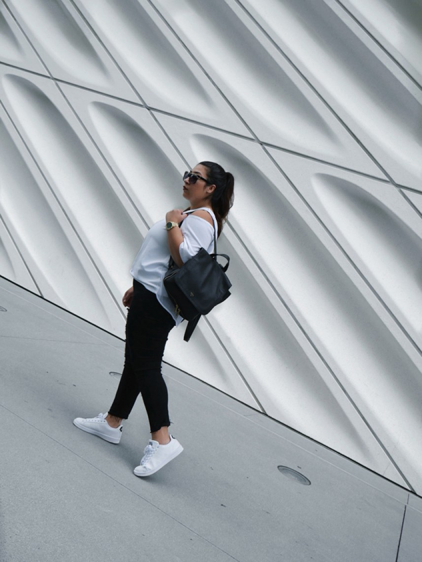 black and white, sporty, casual, sneakers