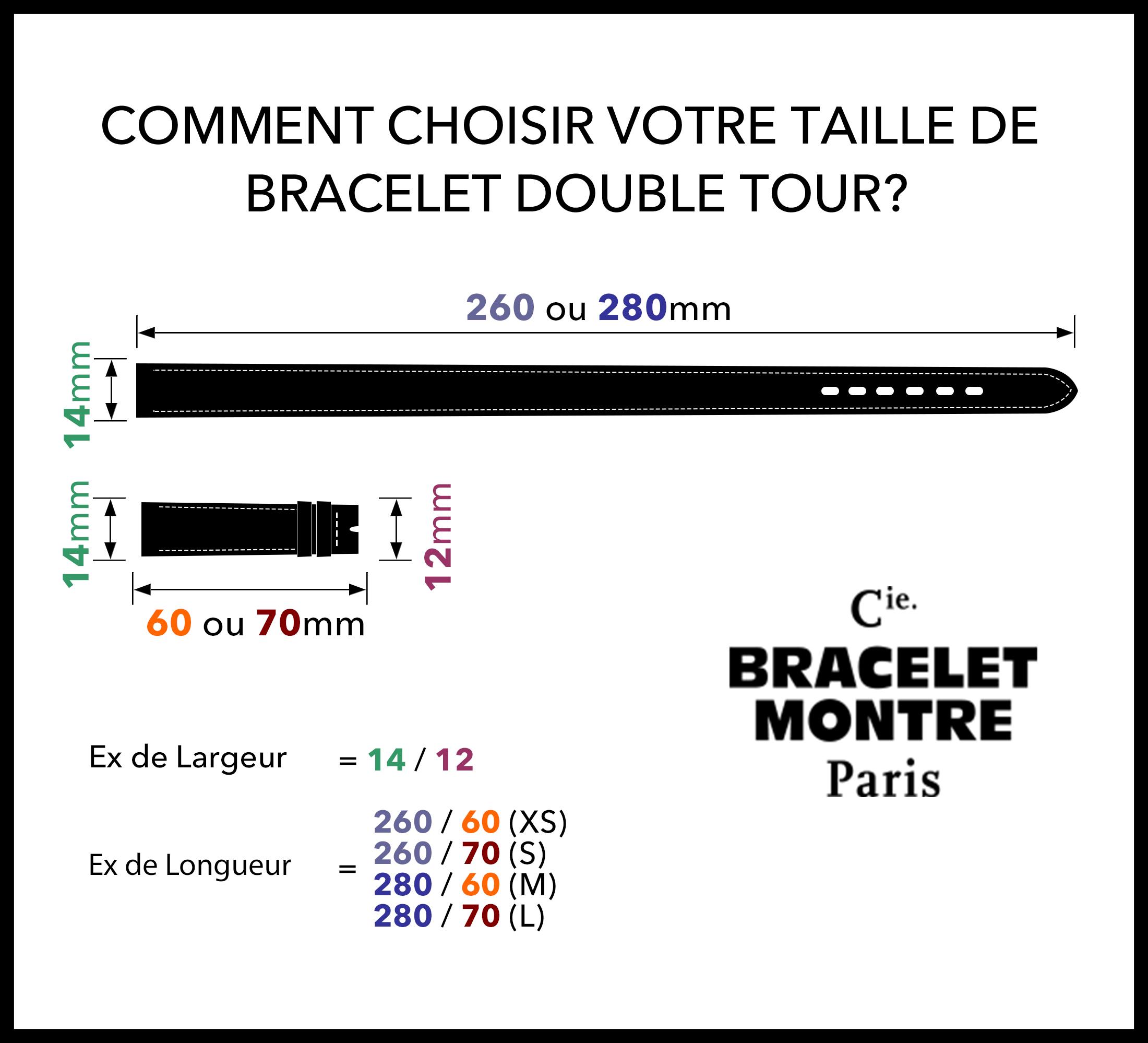 cie bracelet montre paris