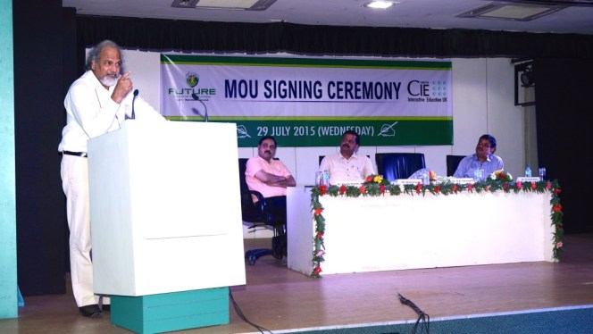 CIE Global MoU with Future Group of Institutions (FGI)