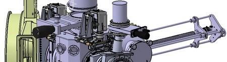Arranque de la nueva instalación OLMAT para el estudio de materiales bajo cargas térmicas extremas