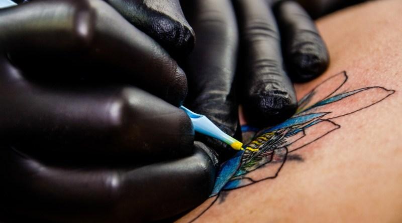 tatuagem artista