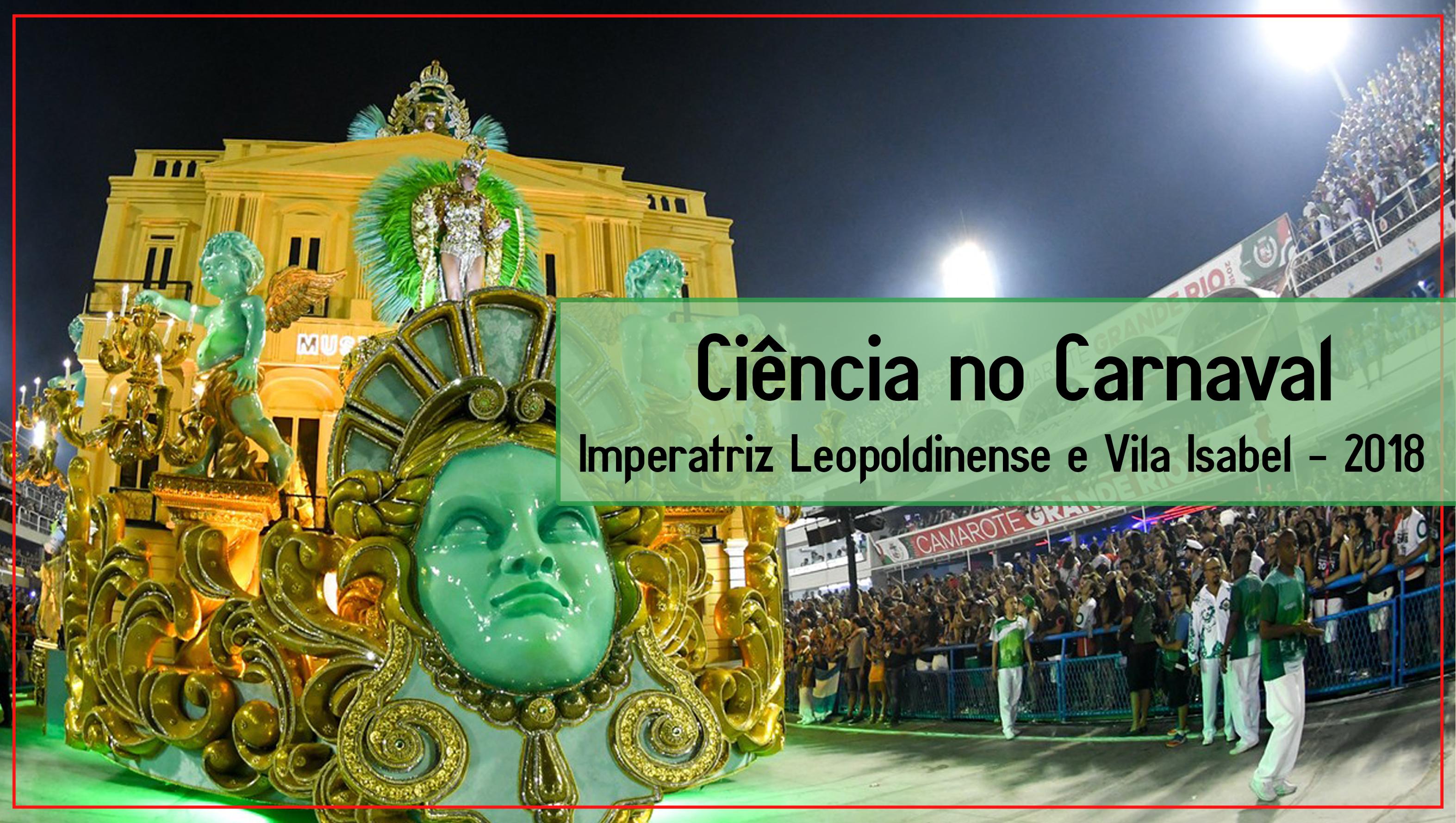 A Ciência no Carnaval