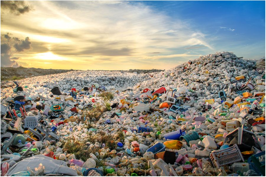 Brasil é o 4º país do mundo que mais gera lixo plástico