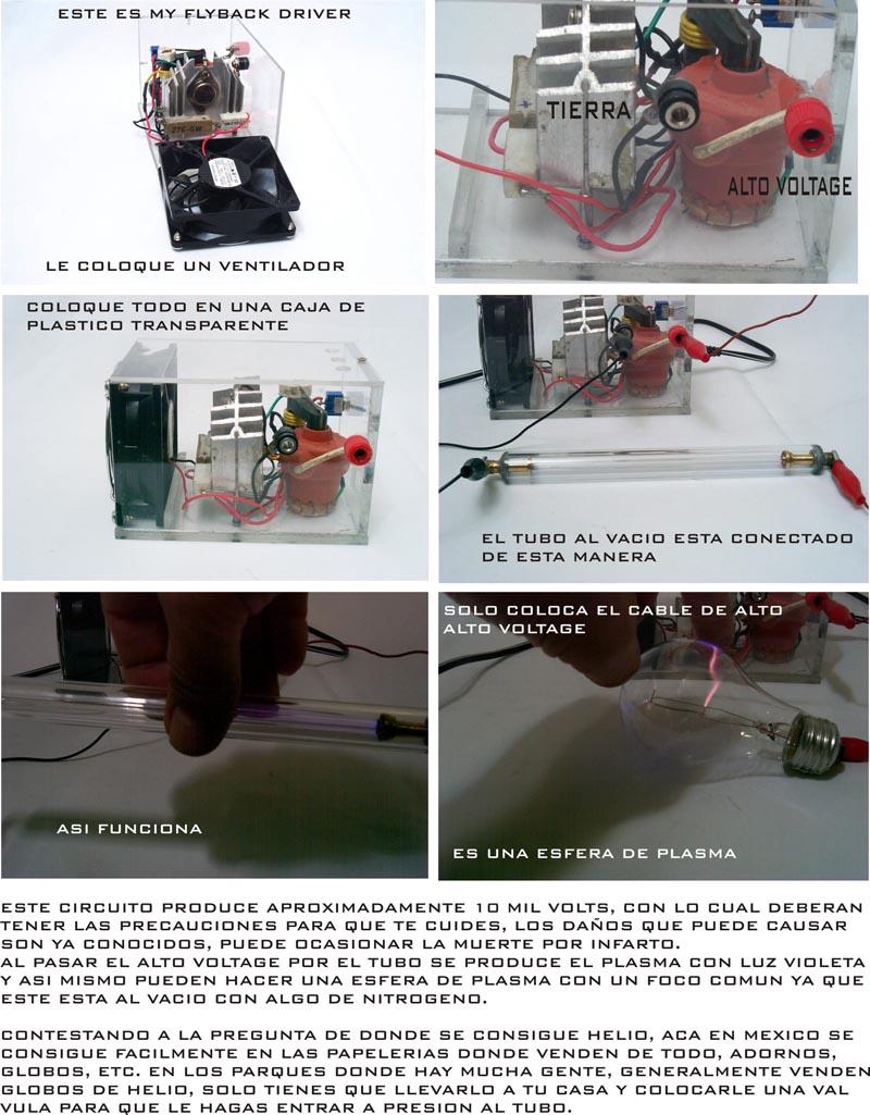 Circuito Bobina De Tesla : Como hacer una bobina de tesla con materiales caseros como hacer un