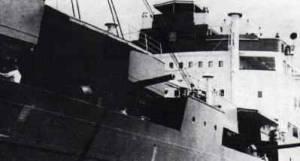 Atlantis, buques fantasma