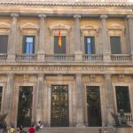 The new National Archeological Museum in Madrid.
