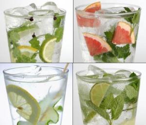 Mezclas Gin Tonic
