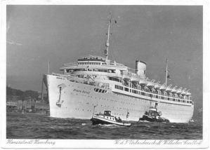 La peor tragedia naval de la historia, y no es el Titanic.