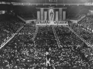 Rally del 20 de febrero de 1939 en el Madison Square Garden.