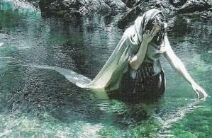 La triste leyenda de La Llorona.