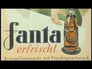La desesperada y peculiar invención de Fanta.