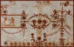 Frescos Domus Aurea