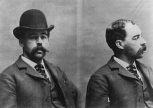 H.H. Holmes, el Primer Asesino en Serie de los Estados Unidos.