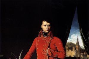 ¿Por qué Napoleón escondía la mano en el chaleco?