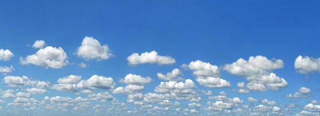 Cumulus nubes