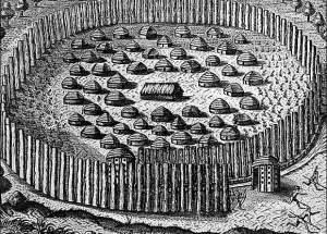 La Colonia Perdida y la probable influencia española en su desaparición.
