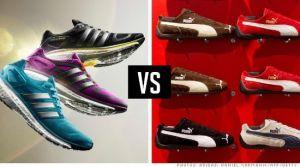 El pleito familiar del que nacieron Adidas y Puma.