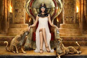 Cleopatra, reina seductora que pudo serlo todo.