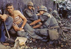 US Marines en Vietnam