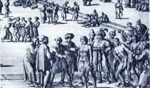 Esclavos irlandeses