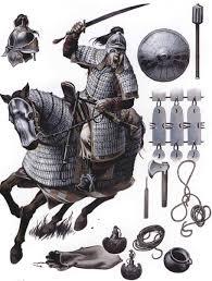 Jinete Mongol