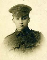 soldado en el Somme