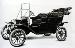 ¿Por qué el Modelo T de Ford sólo se fabricaba en negro?
