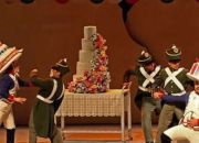 La guerra de los pasteles