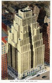 El Hotel New Yorker